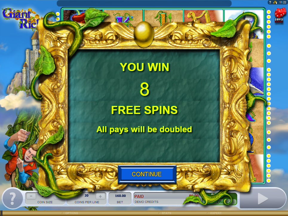 Giant Riches Slot - Read the Review and Play for Free