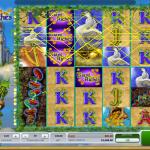 Winning in this slot machine
