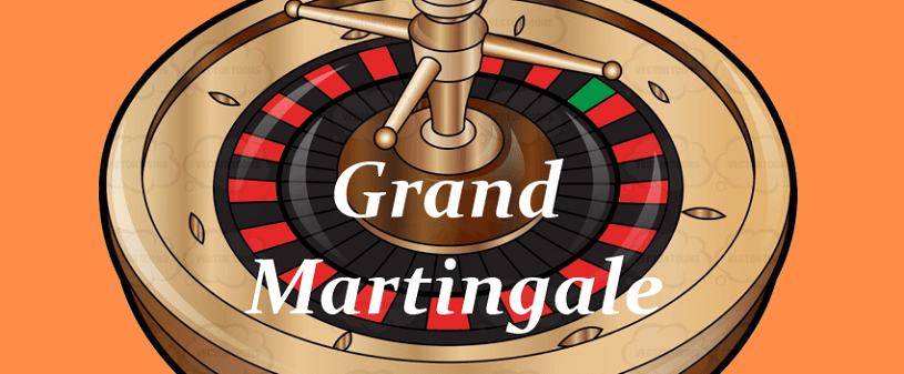 Grand Martingale Roulette System
