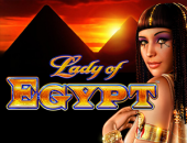 Lady of Egypt logo