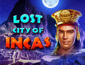 Lost City of Incas Slot logo