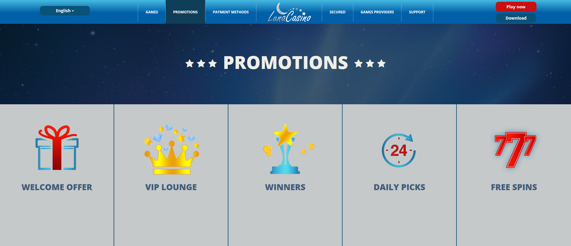 Supreme Play Casino Online Review With Promotions & Bonuses