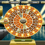 Bonus game in online game