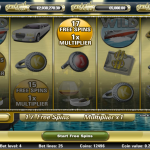 Free spins and Multiplier in Mega Fortune Slot