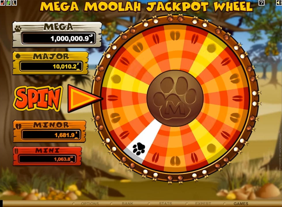 Mega Moolah Slot Machine Review & Free Online Game Demo