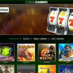 Prime Casino Homepage