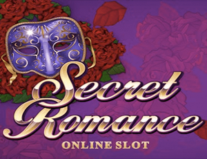 Secret Romance Slot logo