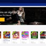 Slots Village Casino Homepage