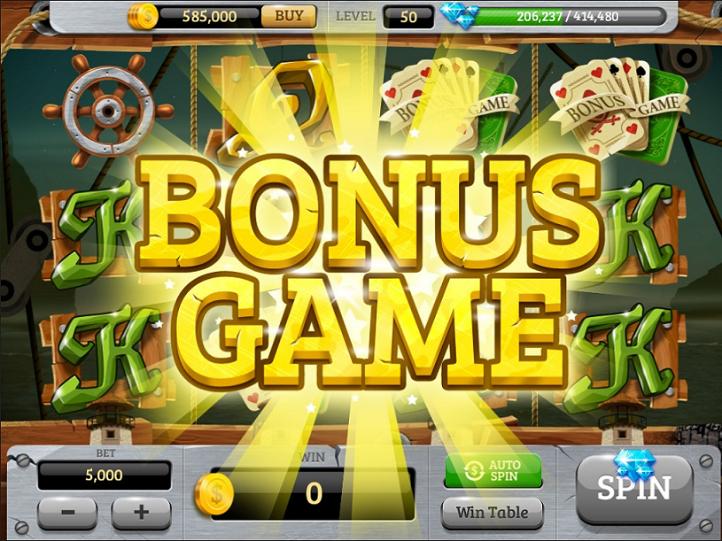 What is a bonus in online games?