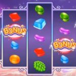 Candy Dreams Slot winning bonus
