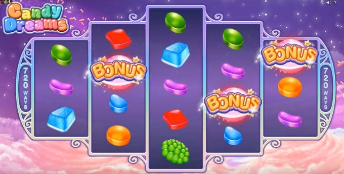 Candy Dreams Slot Machine Online ᐈ Microgaming™ Casino Slots