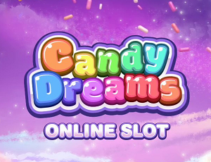 Candy Dreams slot logo