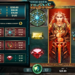 Characteristics of Forbidden Throne online slot