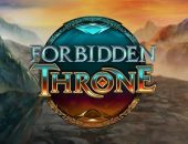 Forbidden Throne logo