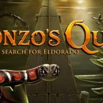 Gonzo's Quest Slot loading screen