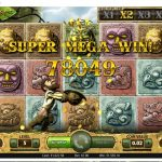 Super big win of coins in Eldorado