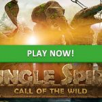Jungle Spirit: Call of the Wild Slot loading screen