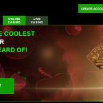 Cashpot casino main page