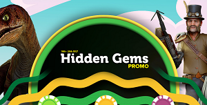 Hidden Gems Promo from Casino Luck