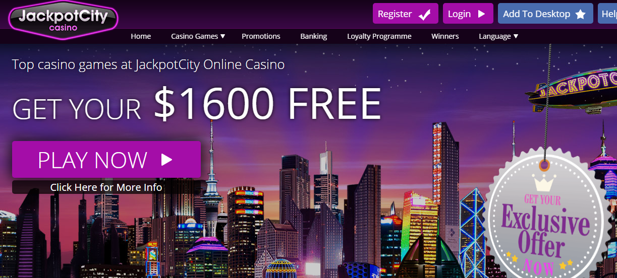 jackpotcity online casino sizzlin hot