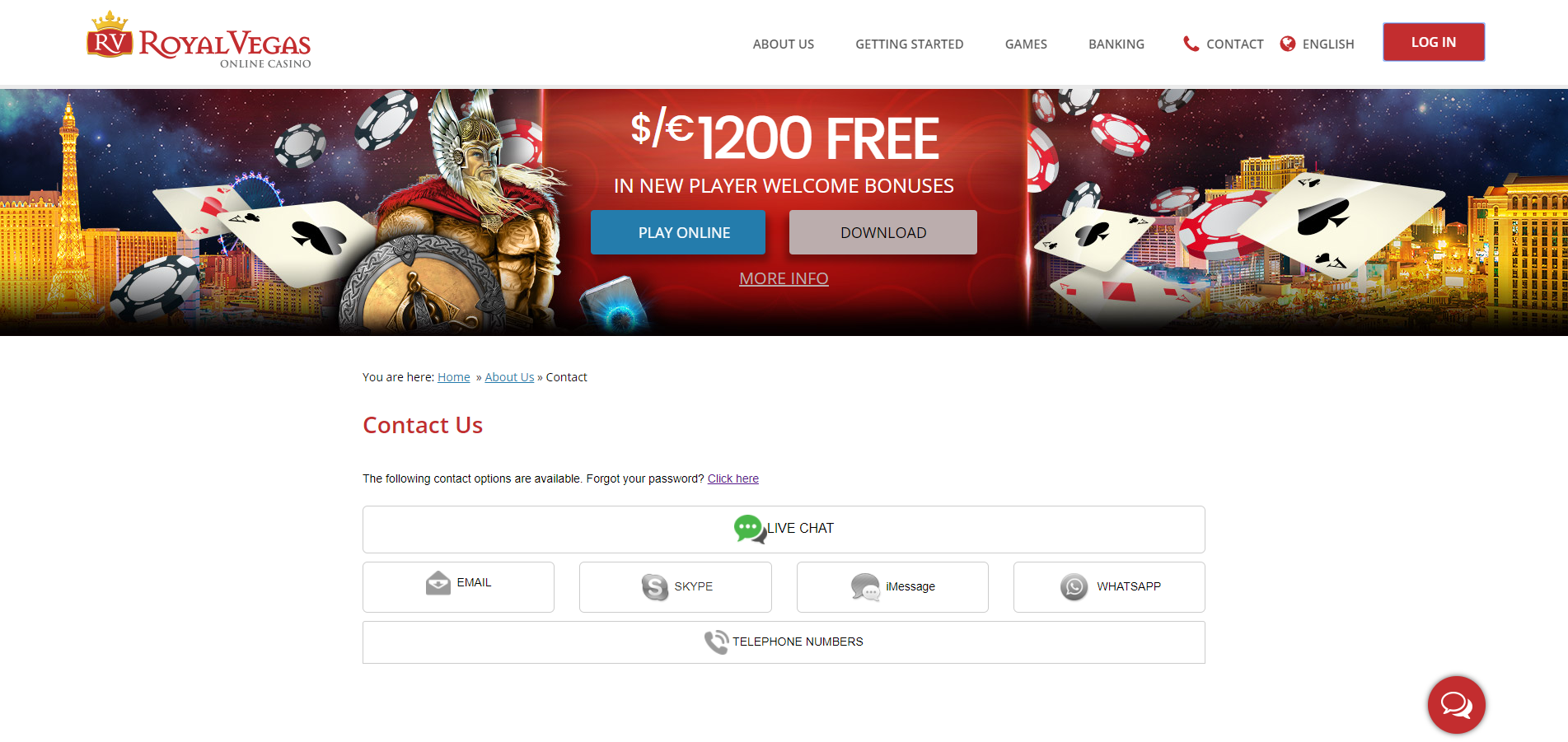 BetAt Casino Online Review With Promotions & Bonuses