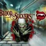 Blood Suckers Slot loading screen