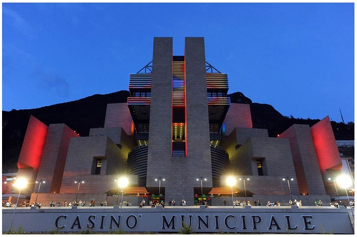 Casino di Campione Brings the Fun to Italy