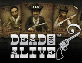 Dead or Alive Slot logotip