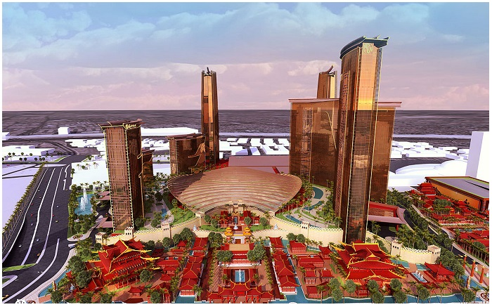 Resorts World Las Vegas Is Coming to the Strip