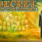 Secret of the Stones slot loading screen
