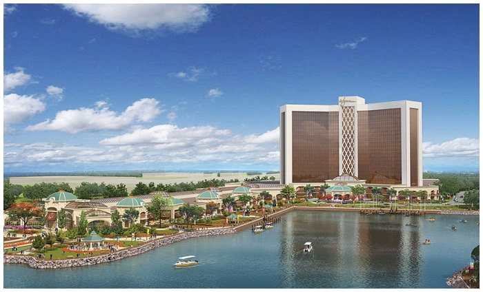 Wynn Everett Opening in Massachusetts